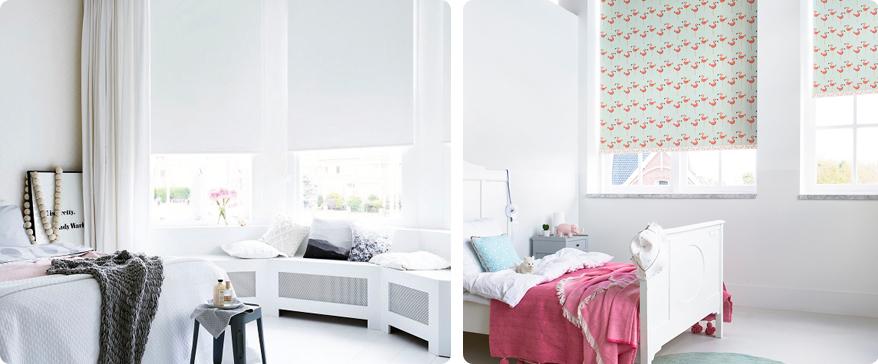 Voorkeur Raamdecoratie en zonwering voor de slaapkamer? | INHUIS Plaza PH09