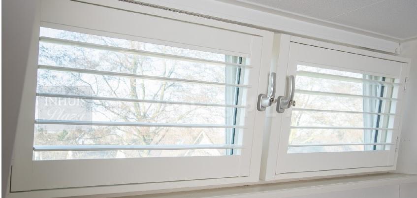 Welke raamdecoratie is geschikt voor draai-kiep ramen? | INHUIS ...