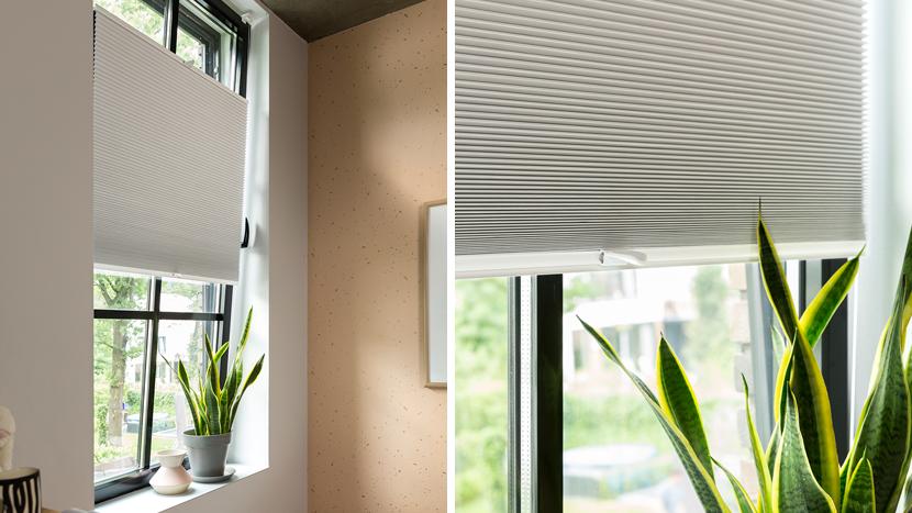 Favoriete Verduisterende raamdecoratie: Welke verduistert jouw kamer het EC77