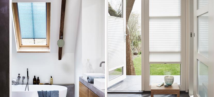 5x Raamdecoratie voor draai-kiepramen: welke kies jij? | INHUIS Plaza