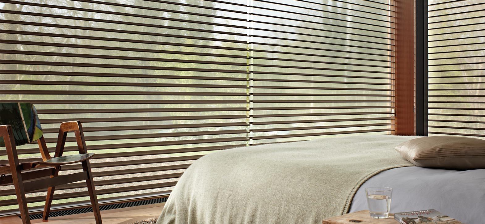 Luxaflex Plissee Onlineshop. Stunning Luxaflex Powerview Slimme Op ...