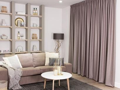 Moderne gordijnen op maat bestellen? InhuisPlaza.nl | INHUIS Plaza