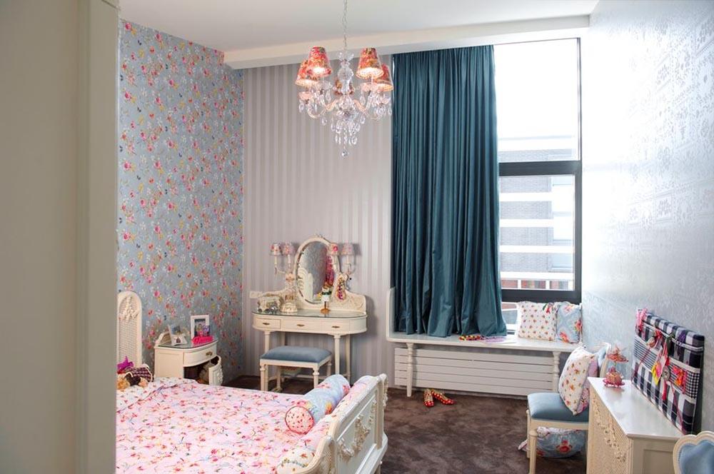 Moderne gordijnen op maat bestellen inhuis plaza - Slaapkamer gordijn babymeisje ...