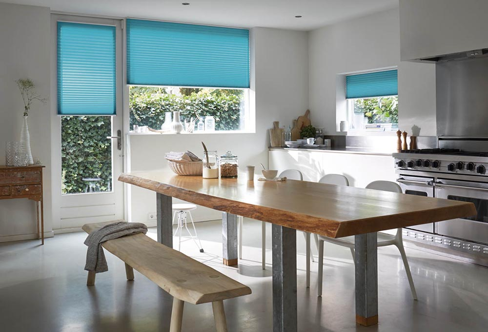 Plisse Gordijn Luxaflex : Luxaflex plissé shades op maat inhuisplaza inhuis plaza